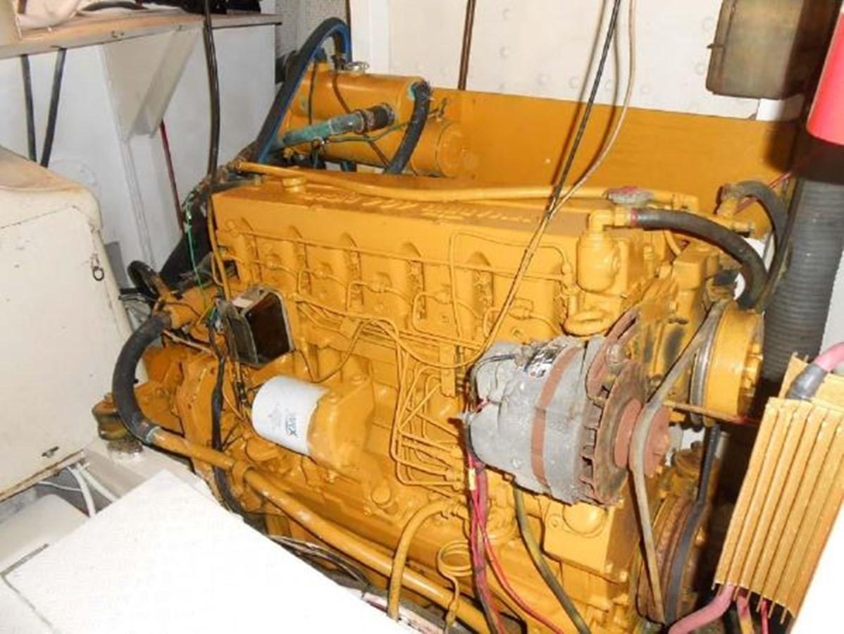 Port Motor 1974 GRAND BANKS  Trawler 2952205