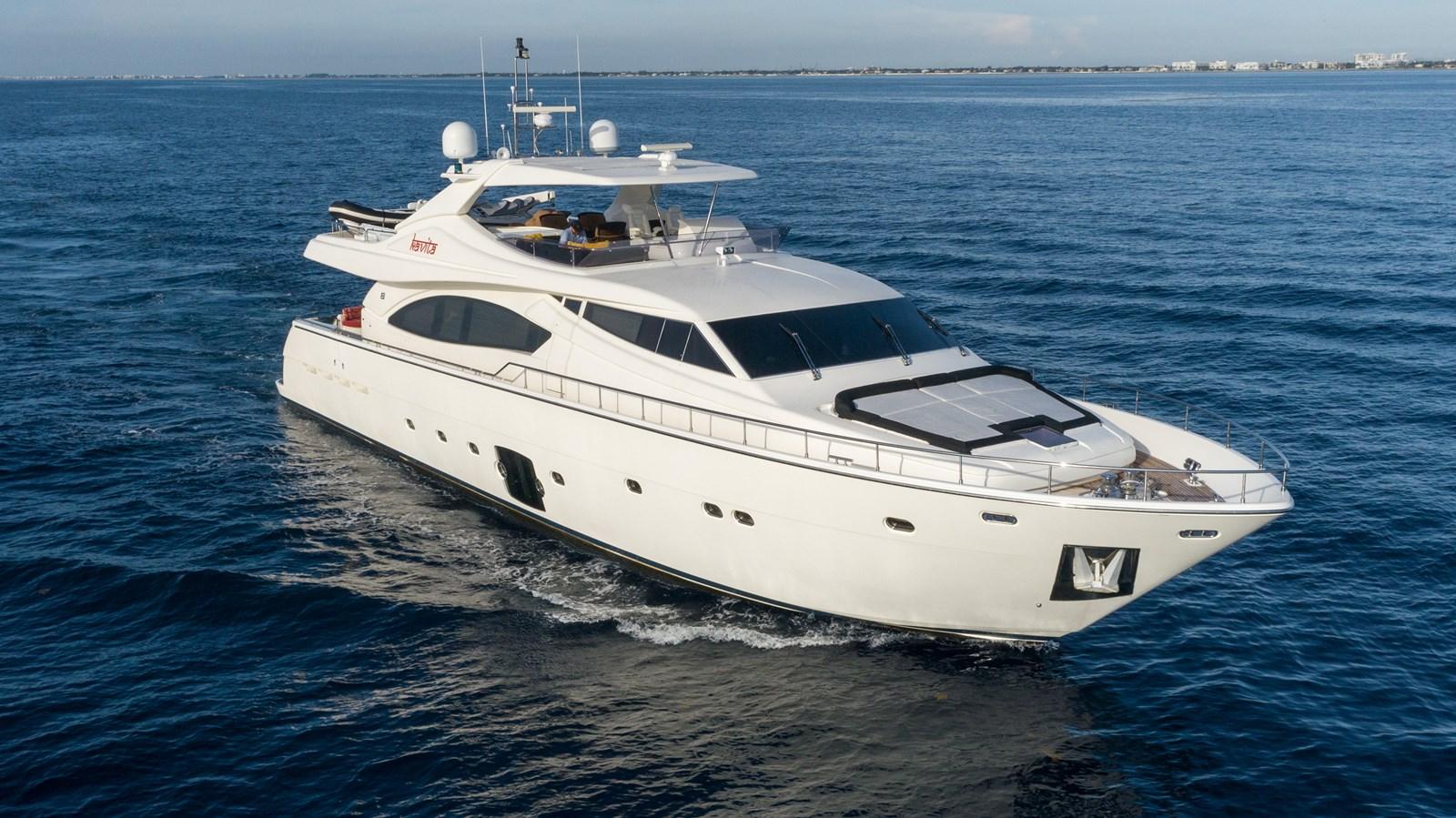 Kavita yacht for sale