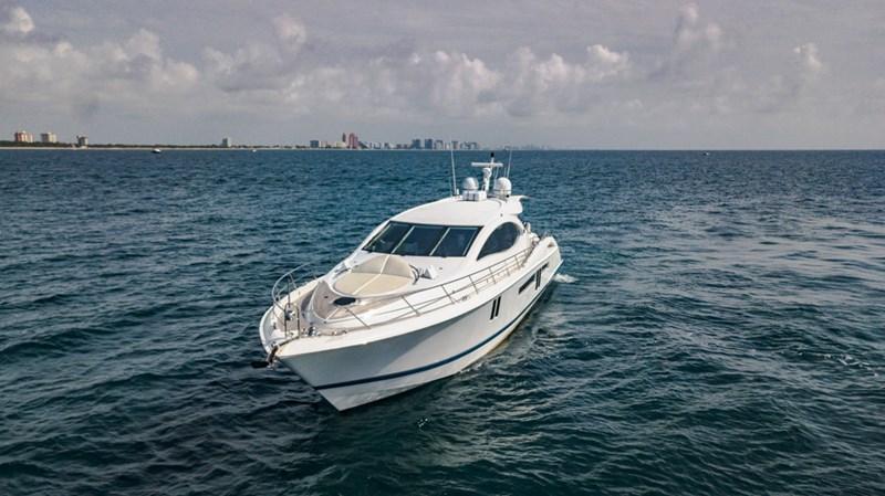 LAZZARA MOJO Yacht à Vendre