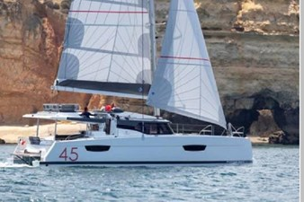 2020 Fountaine Pajot 45 On Order 266330
