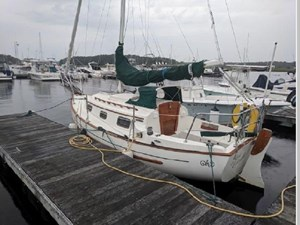 1995 Pacific Seacraft 20 266368