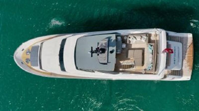 SANLORENZO Astonish Yacht à Vendre
