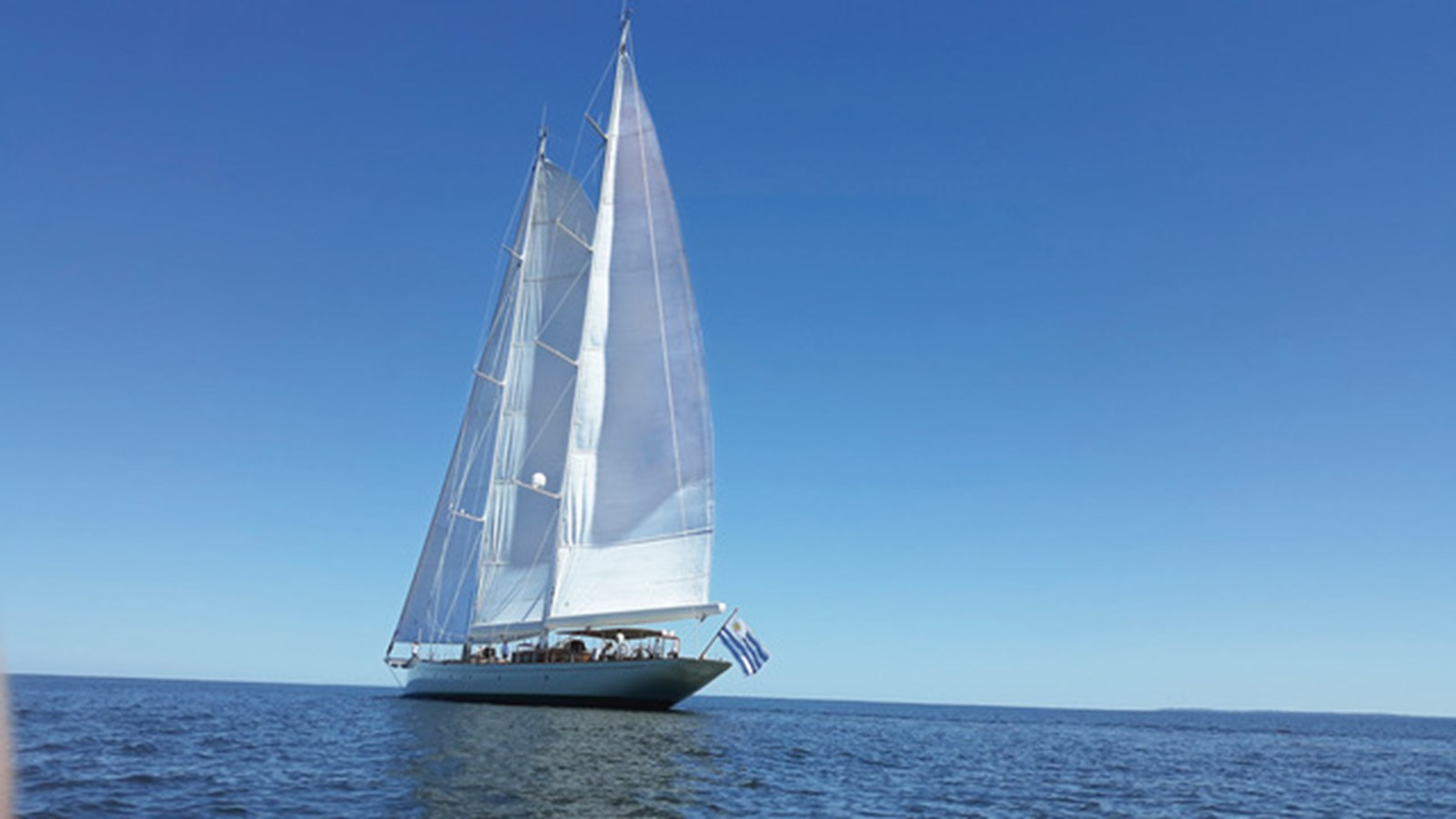 Dona Francisca yacht for sale