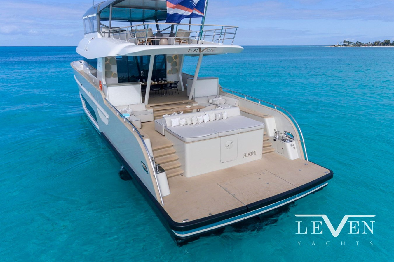 LeVen 90 LV01 yacht for sale