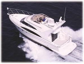 2004 Carver 420 Mariner 266549