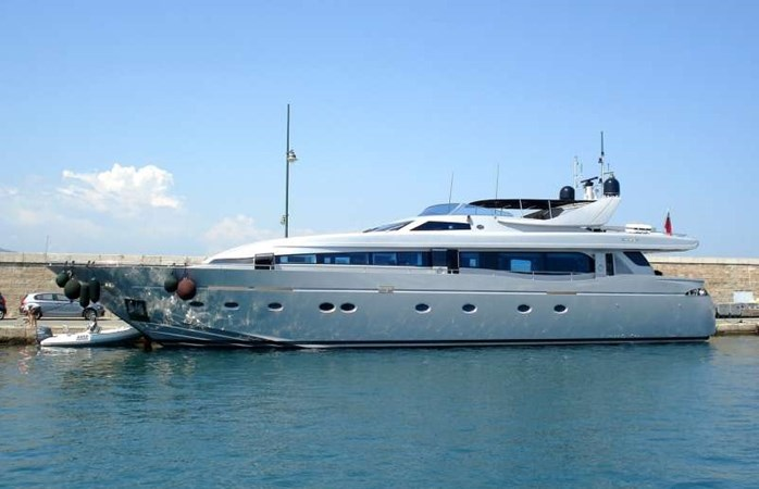 RIZZARDI NAUGHTY BY NATURE Yacht à Vendre