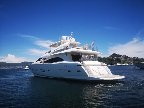 SUNSEEKER 2008 Sunseeker 90 Yacht @ Acapulco Yacht à Vendre