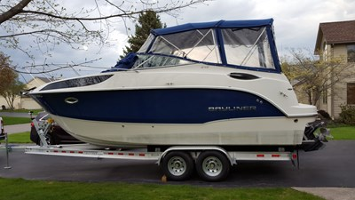2009 Bayliner 245 SB Cruiser 266894