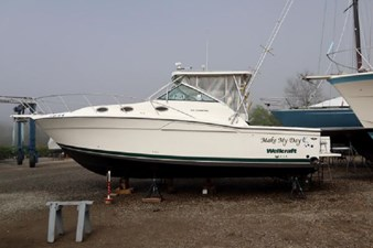 1998 Wellcraft Coastal 3300 267020