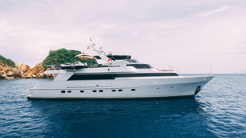 POOLE CHAFFEE MARAZUL Yacht for Sale