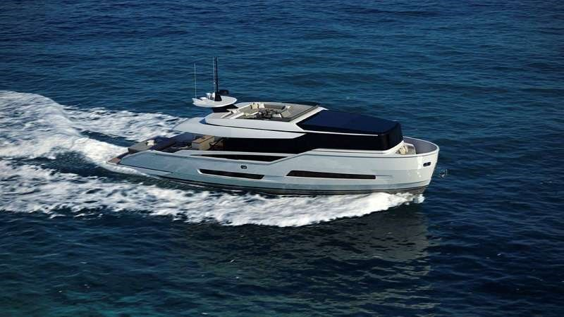 ISA YACHTS MOANNA I Yacht for Sale