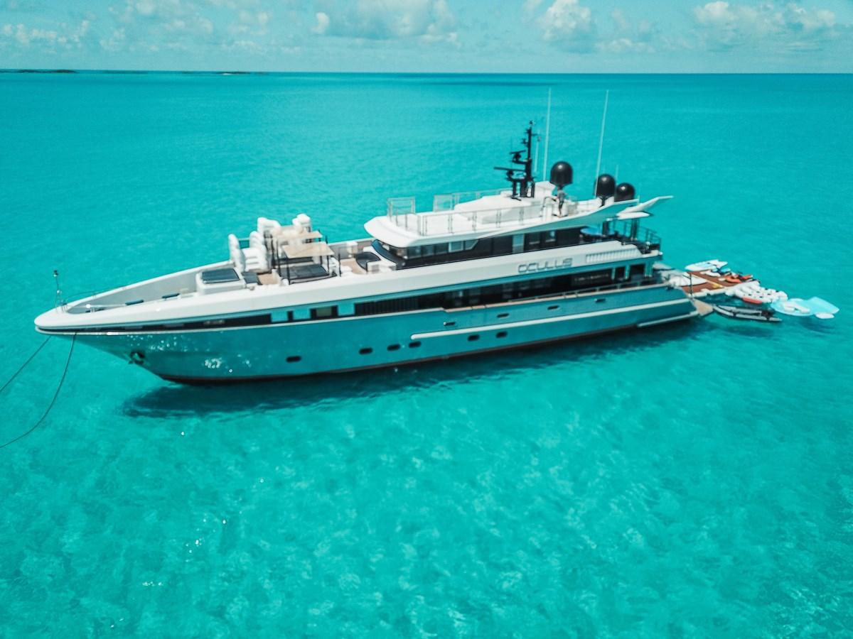 2_1996 128ft Oceanfast OCULUS