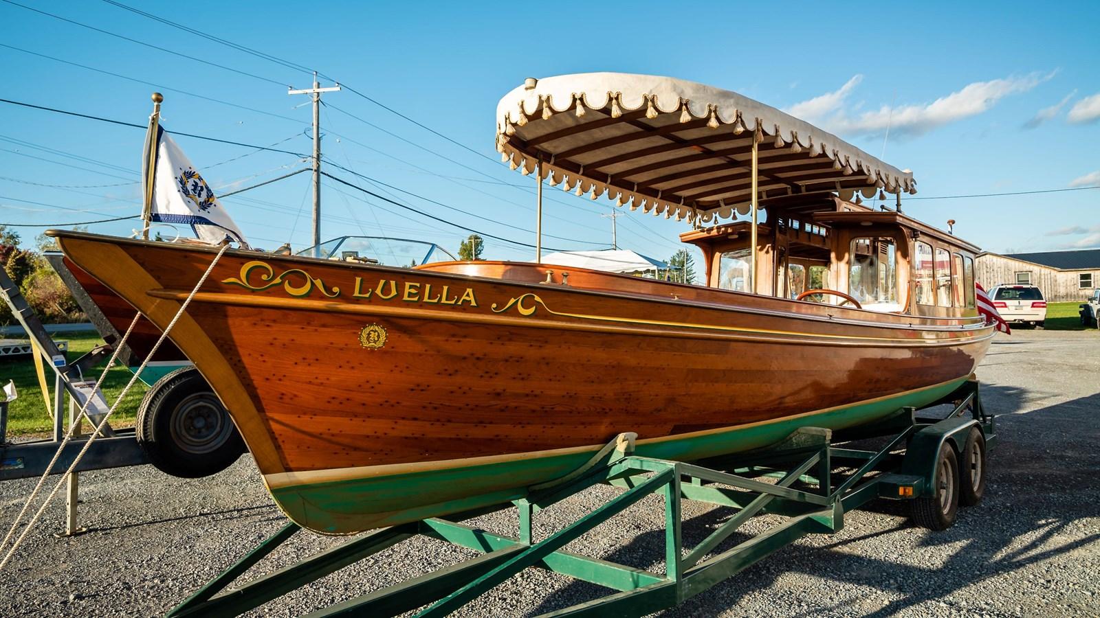 Luella yacht for sale