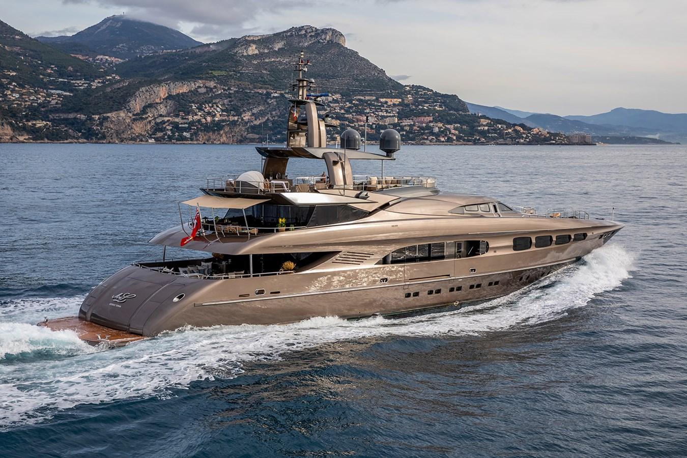 MRS L yacht for sale
