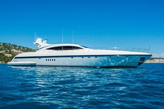 Mangusta 108 - Crazy Too - carefully used  268393