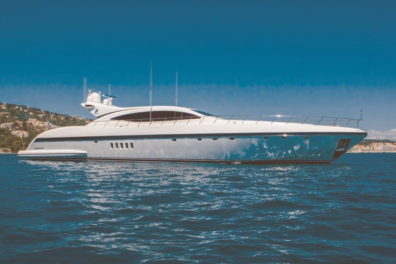 CRAZY TOO yacht for sale