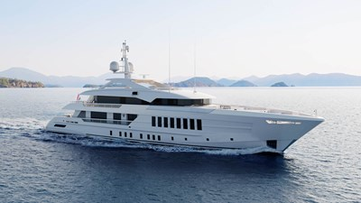 Heesen 55m Steel YN 19755 Project Gemini 268529