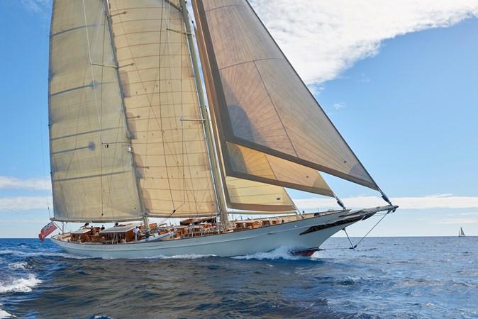 ROYAL HUISMAN BORKUMRIFF IV Yacht à Vendre