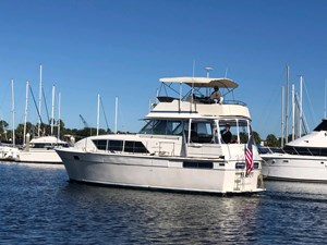 41 Chris-Craft 410 Commander  268789