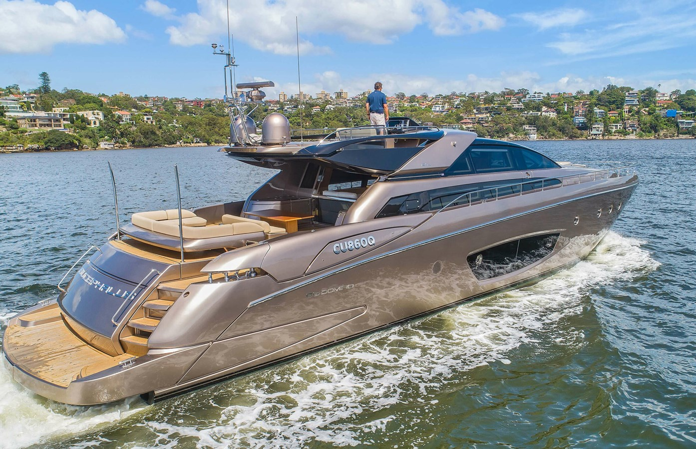 Riva Domino yacht for sale