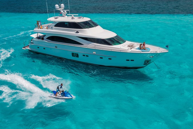 HORIZON E90 (New Boat Spec) Yacht for Sale