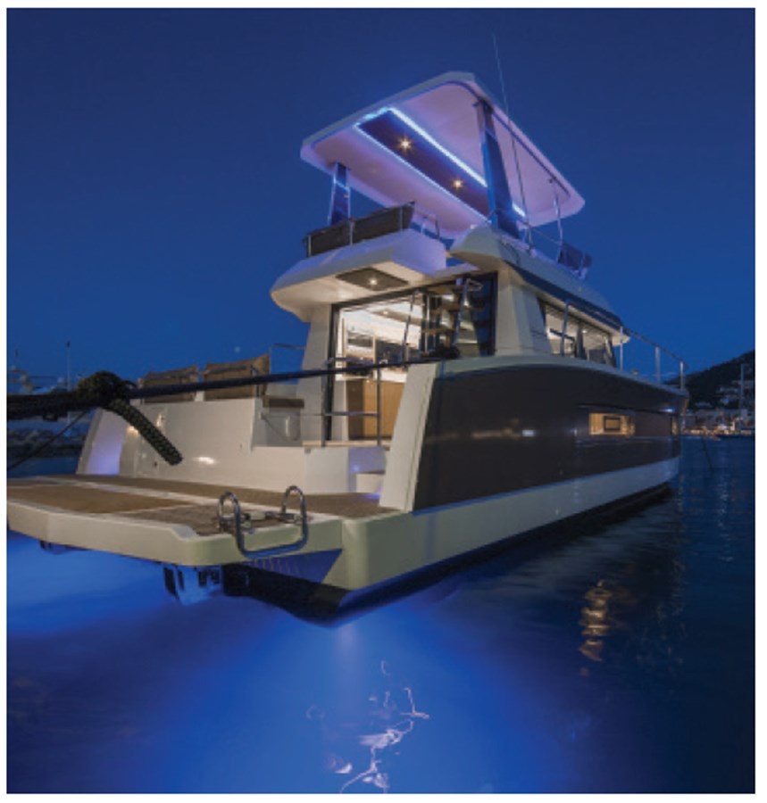 FP MY 37 In Florida yacht for sale