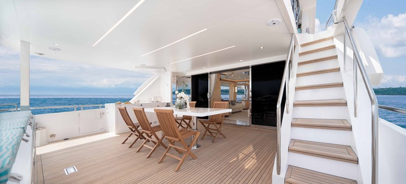 HORIZON FD90  (New Boat Spec) Yacht for Sale
