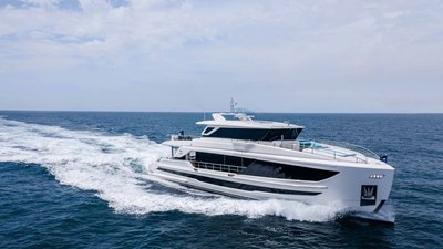FD87  (New Boat Spec)  269002