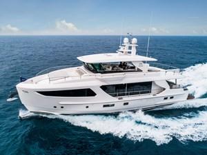 FD80 Open (New Boat Spec)  269009