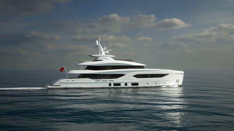 CONRAD SHIPYARD CONRAD C144S Yacht for Sale