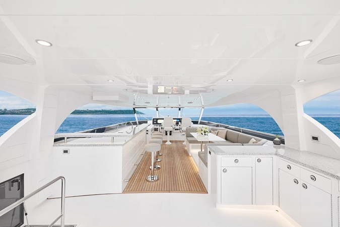 HORIZON E81 (NEW BOAT SPEC) Yacht for Sale
