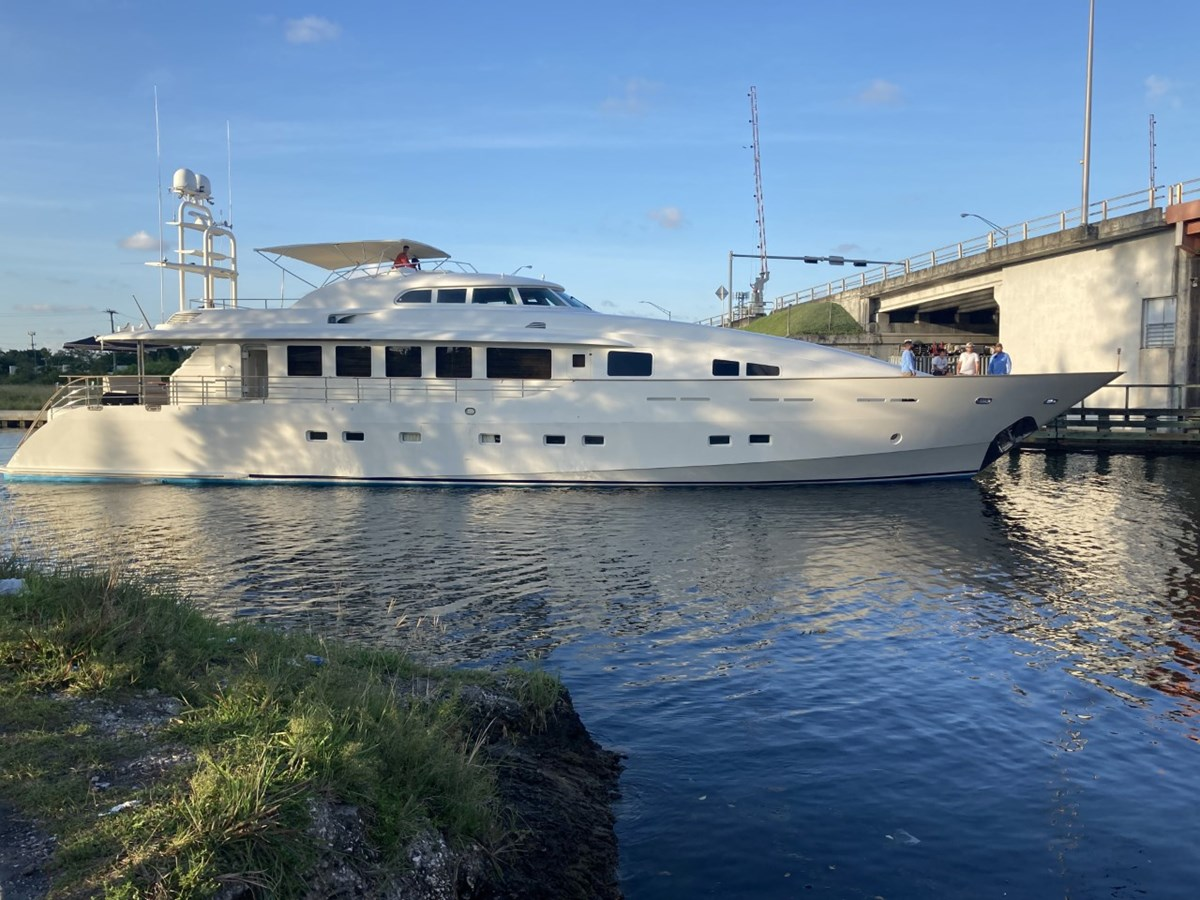 Angele yacht for sale
