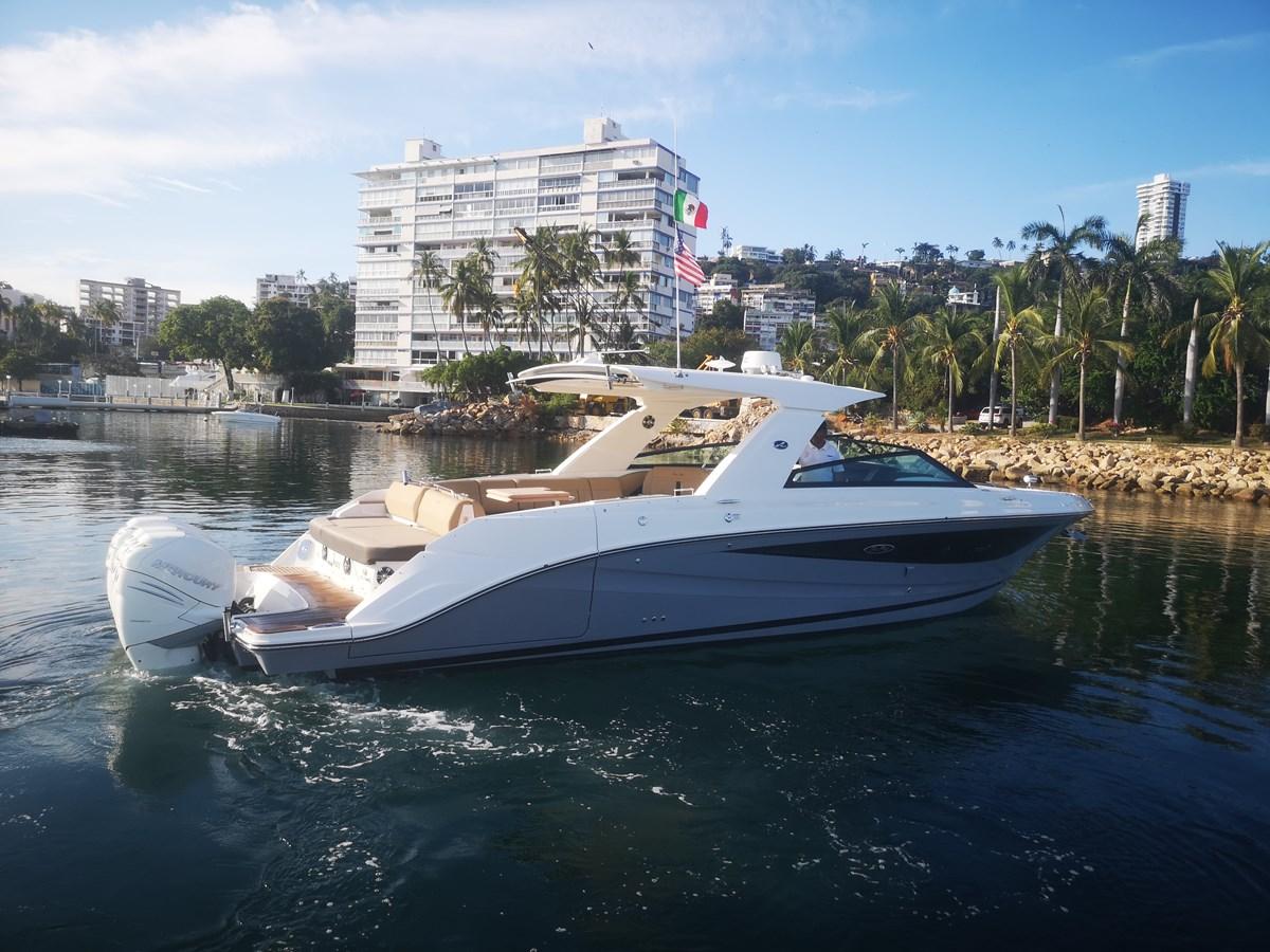 2019 Sea Ray 400 SXO @ Acapulco yacht for sale