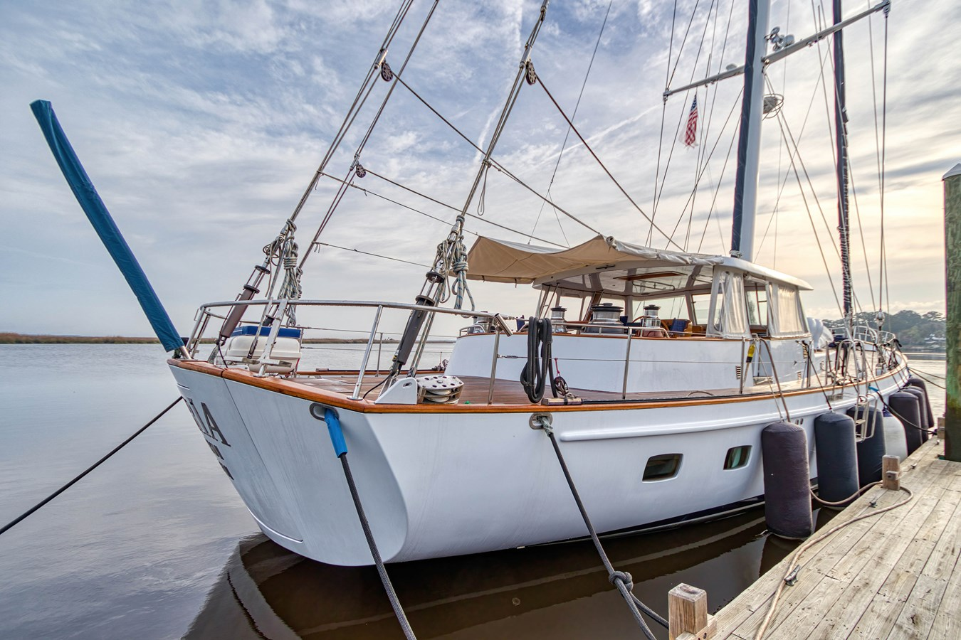 Aria yacht for sale