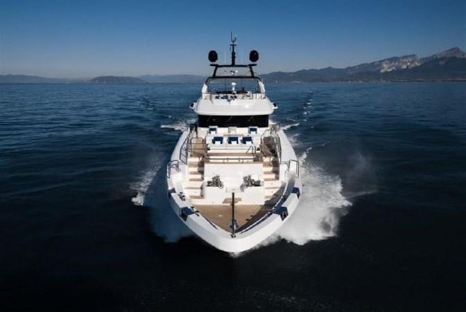 BENETTI 2018 BENETTI MEDITERRANEO 116 Yacht for Sale