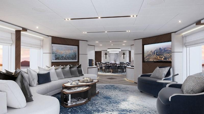HEESEN YACHTS Heesen 50m Aluminium YN 19850 Project Sapphire Yacht for Sale