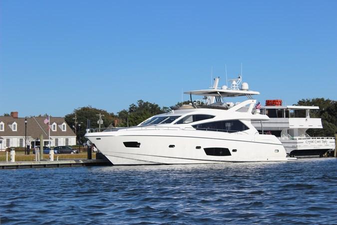 SUNSEEKER - Yacht à Vendre