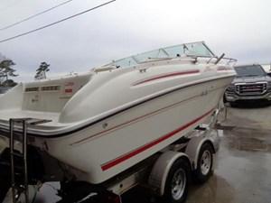 Sea Ray 215 Weekender 269557