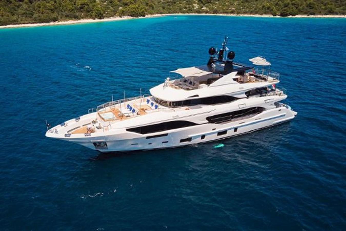 2018 Benetti Mediterraneo 116 – Virgin Islands yacht for sale