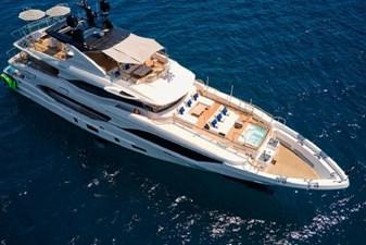 2018 Benetti Mediterraneo 116 - Virgin Islands 269919
