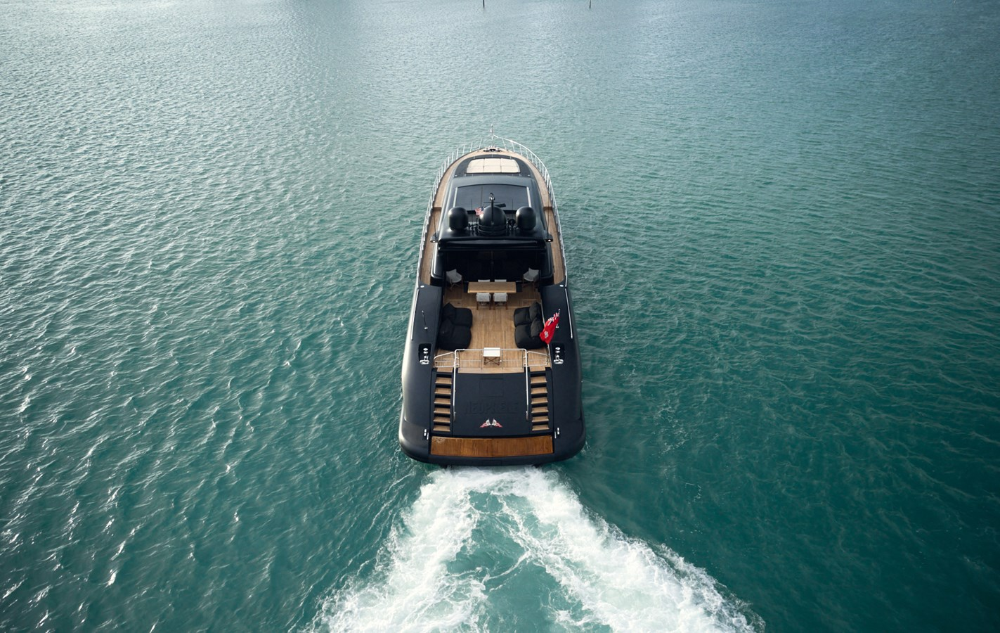 Mangusta 108 yacht for sale