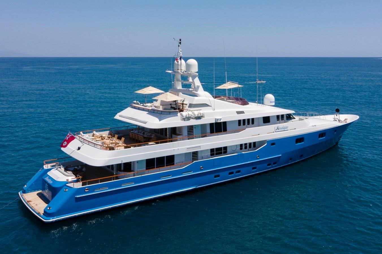 Profile: MOSAIQUE 163'  2002/2020 Proteksan Tri-Deck Motor Yacht