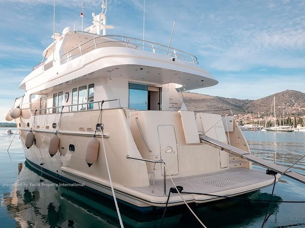 HORIZON BANDIDO DRETTMANN Yacht for Sale