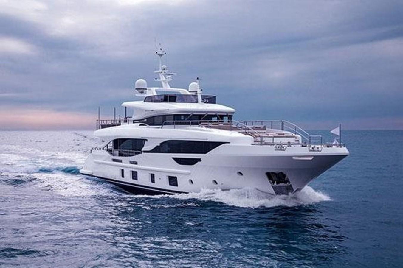 2020 Benetti Delfino 95 yacht for sale