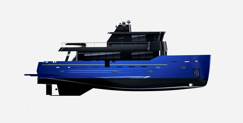 MOSTES AUDACE 80 Yacht for Sale