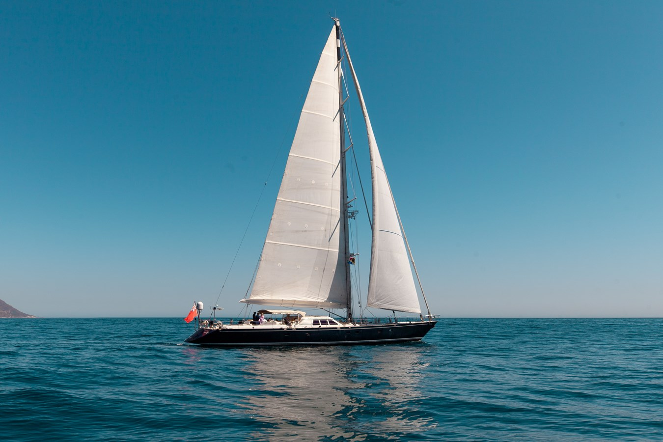 Billy Budd Sailing