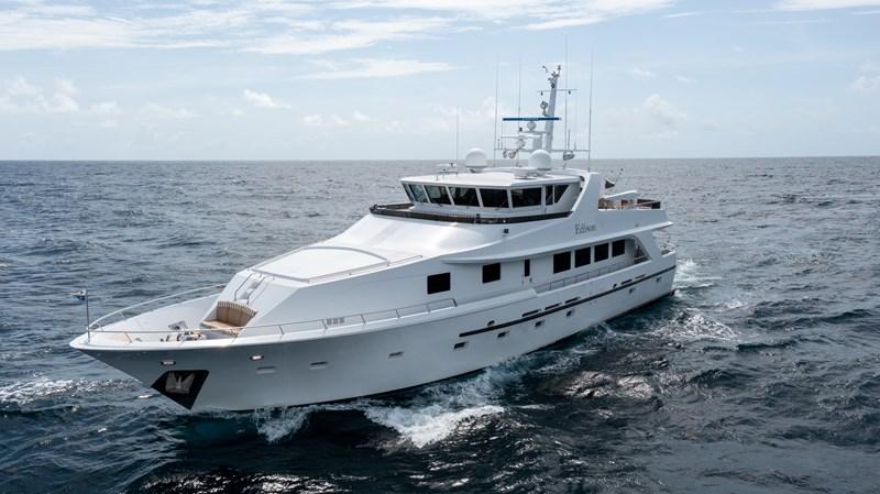 ADMIRAL MARINE WORKS EDISON Yacht for Sale