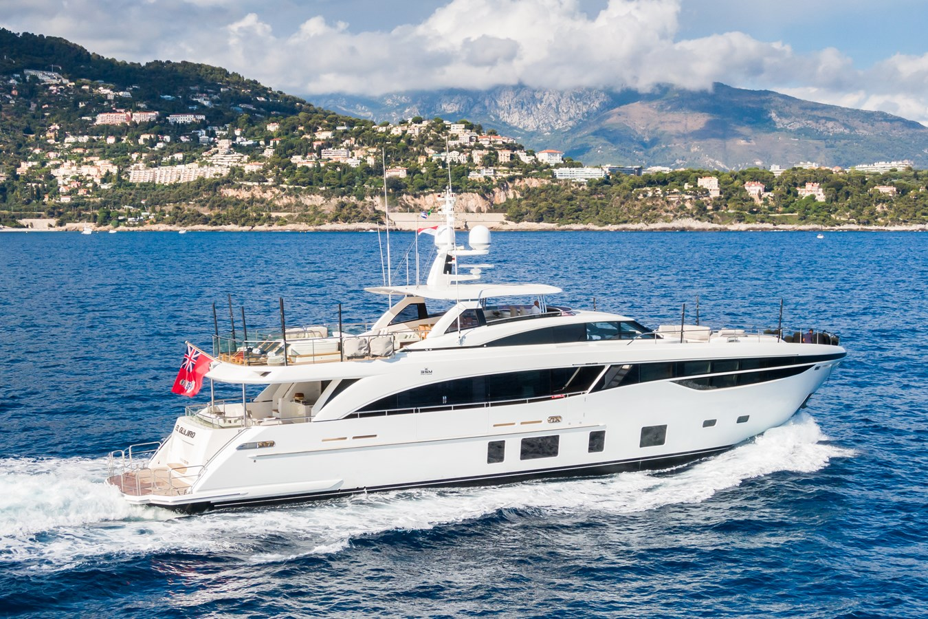 El Guajiro yacht for sale