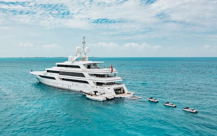 BENETTI MOCA Yacht for Sale