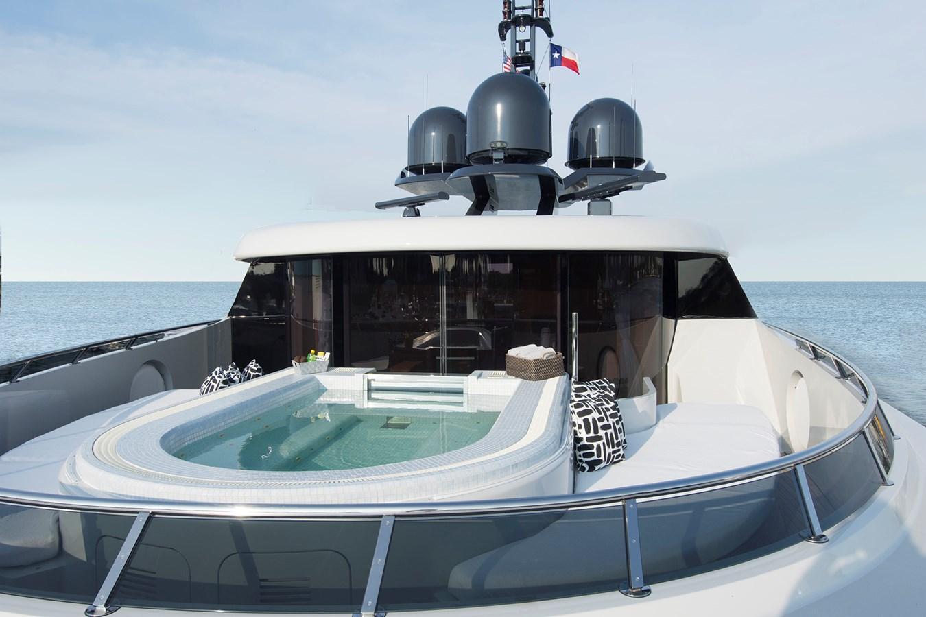Abbracci yacht for sale